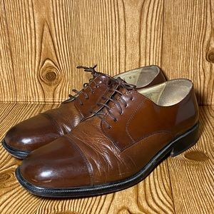 Florsheim Size 9 Leather Sole & Upper Dress Shoes